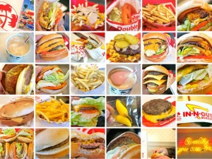 "In & Out is probably the best known ""secret menu"" fast food restaurant"
